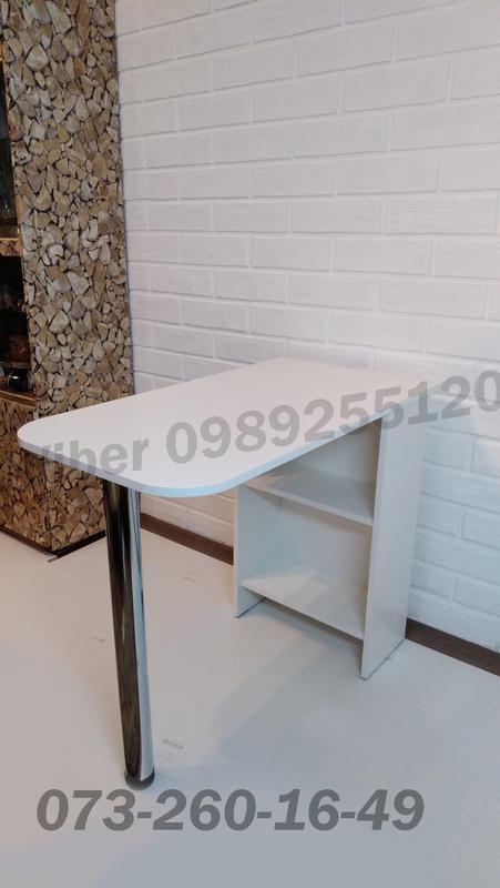 Маникюрный стол , стол для маникюра , письменный стол , кухонный - Фото 3