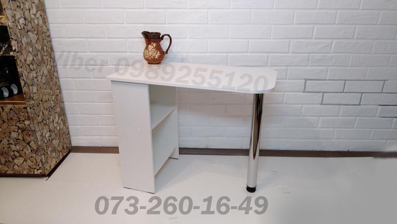 Маникюрный стол , стол для маникюра , письменный стол , кухонный - Фото 7