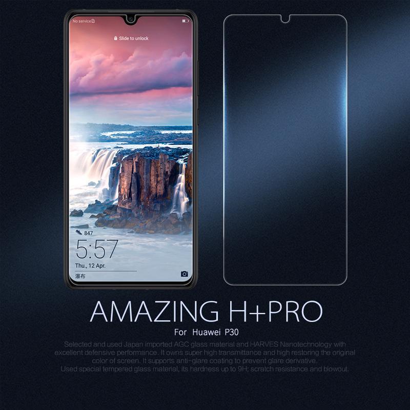 Защитное стекло Nillkin Amazing H+PRO для Huawei P30