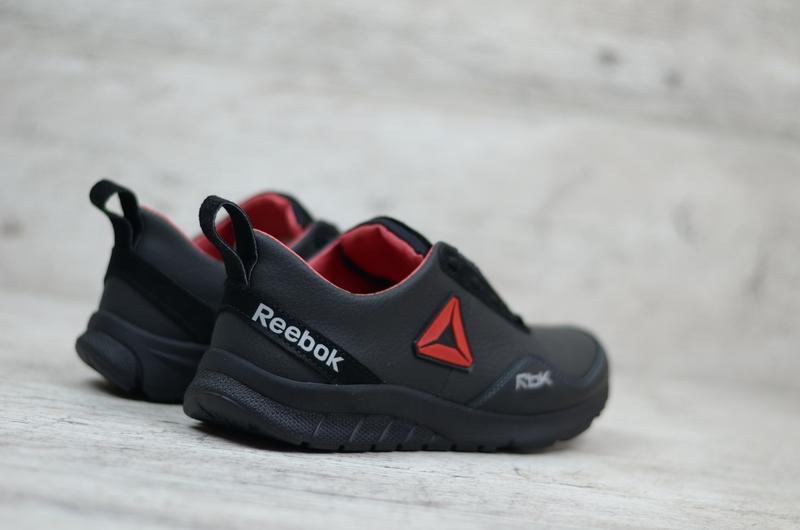 Мужские кожаные мокасины кроссовки в стиле известного бренда