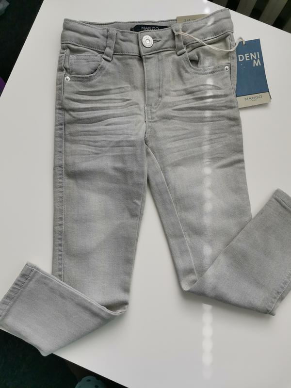 Джинсы скини mango skiny sale hm джинси штаны - Фото 2