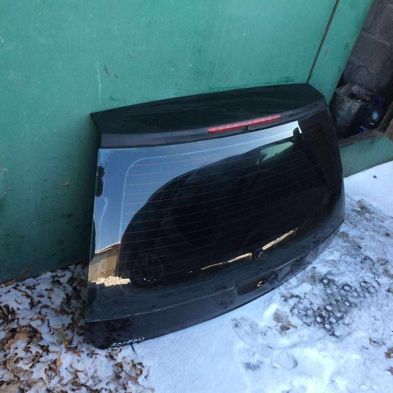 Б/у крышка багажника Smart ForFour, W454