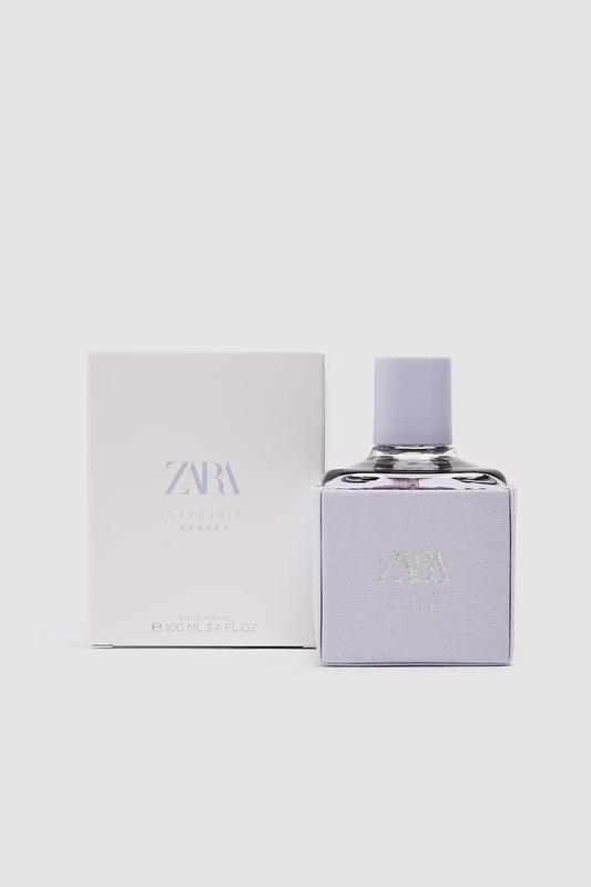 Духи zara gardenia sunset /парфюм /туалетная вода /парфуми