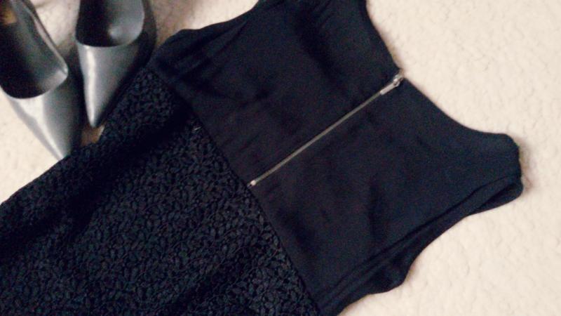 Платье футляр миди zara basic из дорогого кружева р-xl - Фото 3