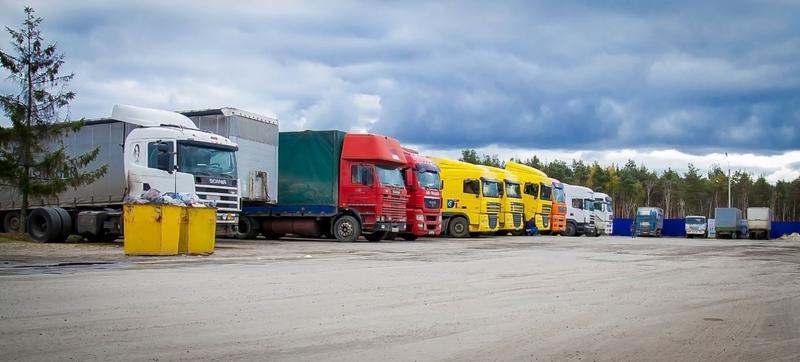 Строительство стоянок для грузовых авто - Фото 2