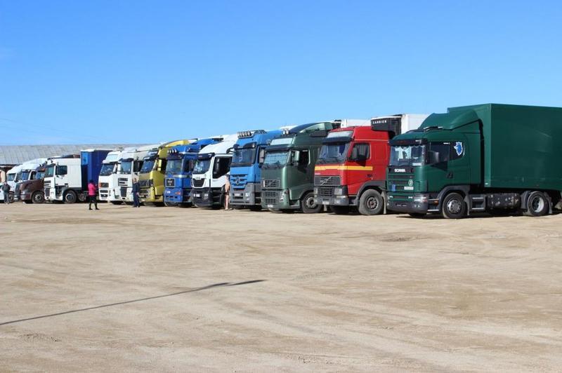 Строительство стоянок для грузовых авто - Фото 3