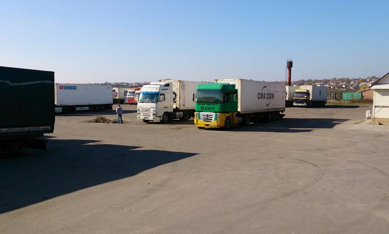 Строительство стоянок для грузовых авто - Фото 5