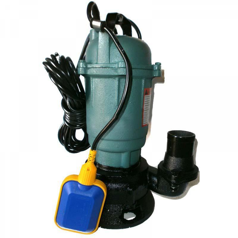 Фекальный насос WQD 1- 1.1 кВт EUROAQUA чугунный
