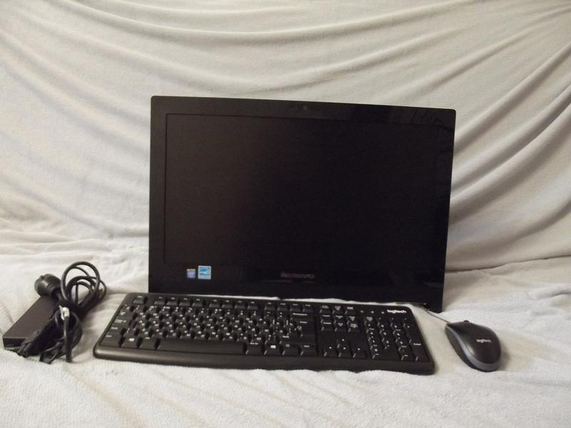 Lenovo IdeaCentre C260: компьютер-моноблок, персональный компьюте