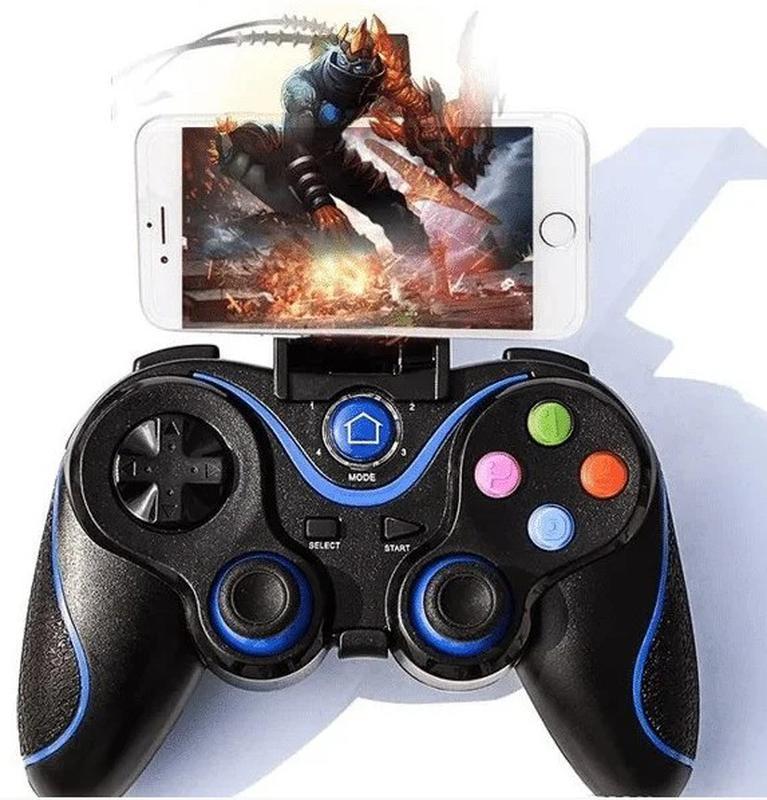 Игровой Bluetooth геймпад беспроводной джойстик для мобильного