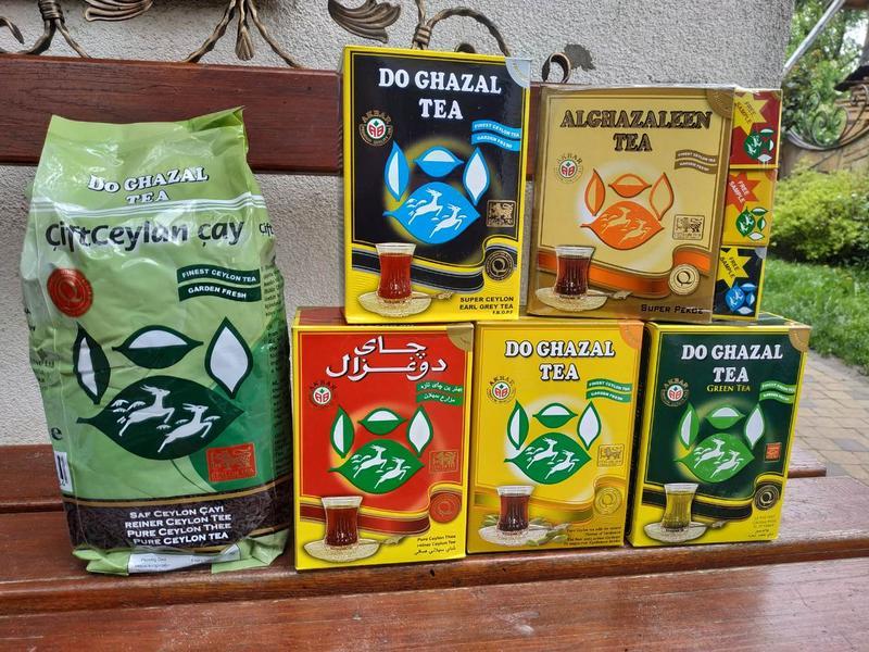 Цейлонский чай Do Ghazal из Шри Ланки