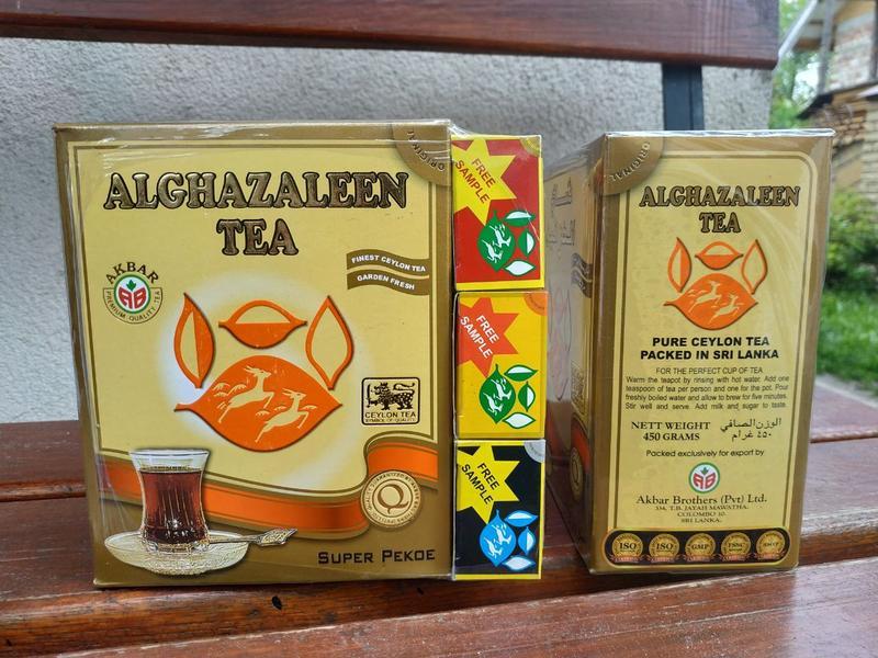 Цейлонский чай Do Ghazal из Шри Ланки - Фото 3