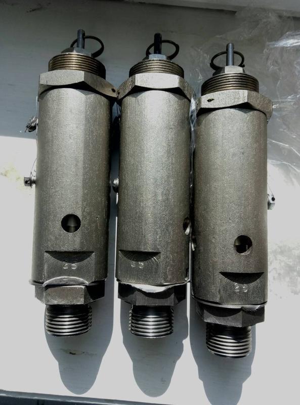 Запасные части компрессора 3 ВШ 1,6-3\46