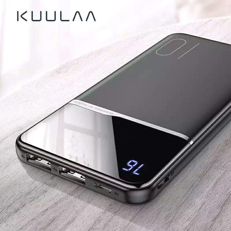 Power Bank KUULAA 10000 mAh - Фото 12