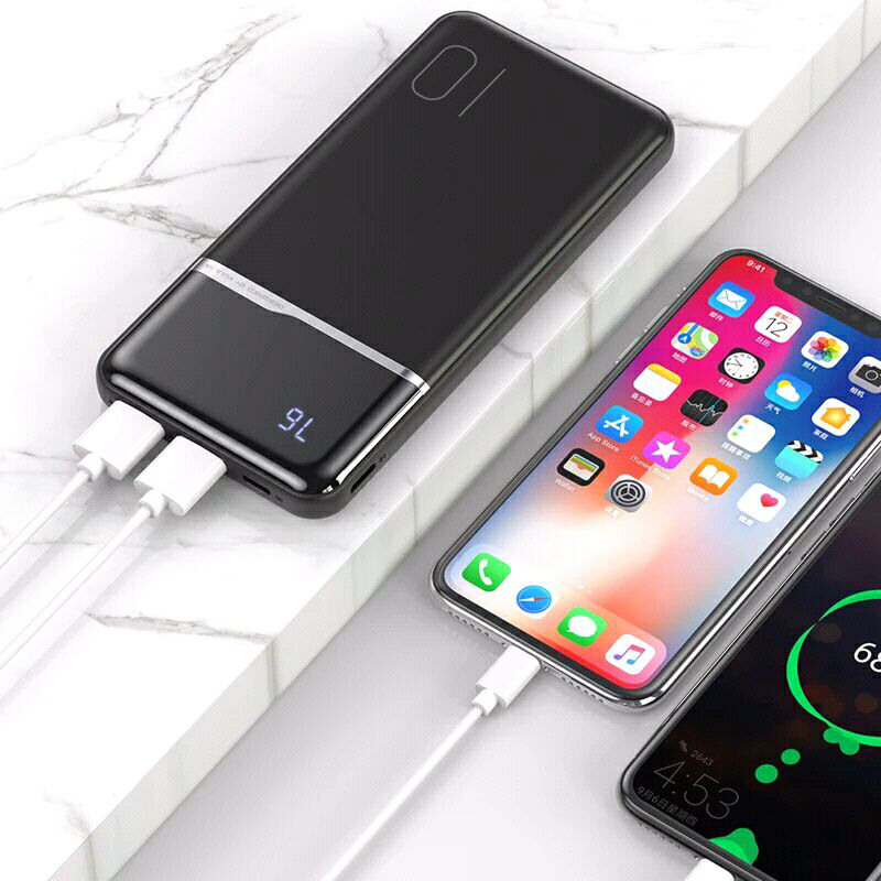 Power Bank KUULAA 10000 mAh - Фото 4