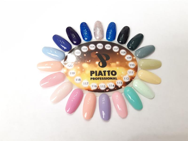 Гель-лак Piatto Nano Gel Polish - Фото 4