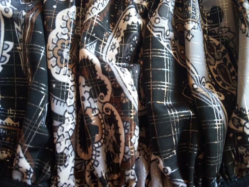 Осіння блуза з довгим рукавом - Фото 4