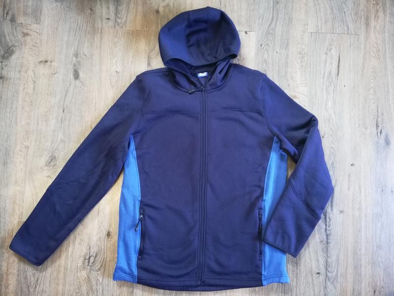 Crivit® мужская куртка, кофта xl 56-58, на флисе, германия - Фото 3