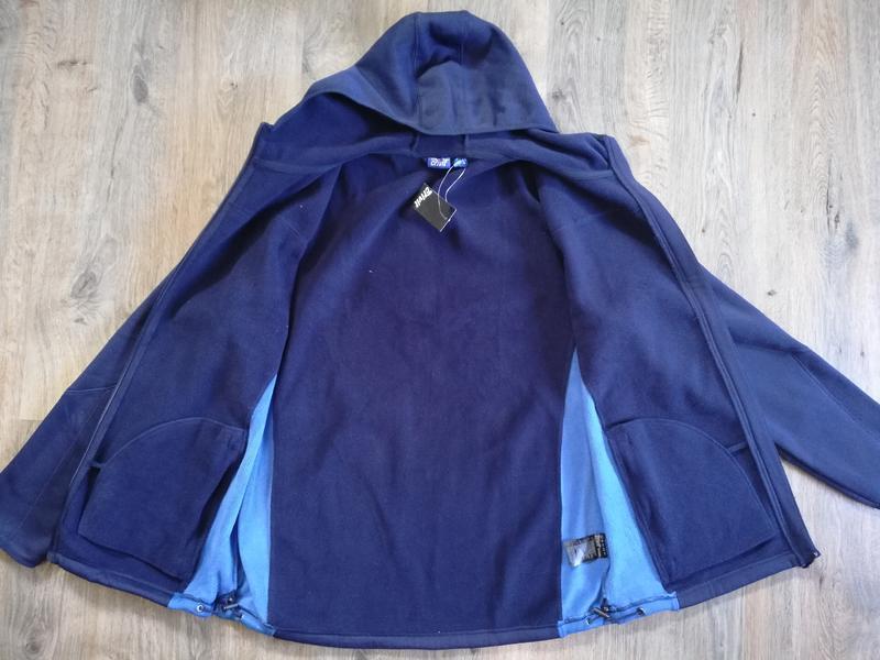 Crivit® мужская куртка, кофта xl 56-58, на флисе, германия - Фото 4