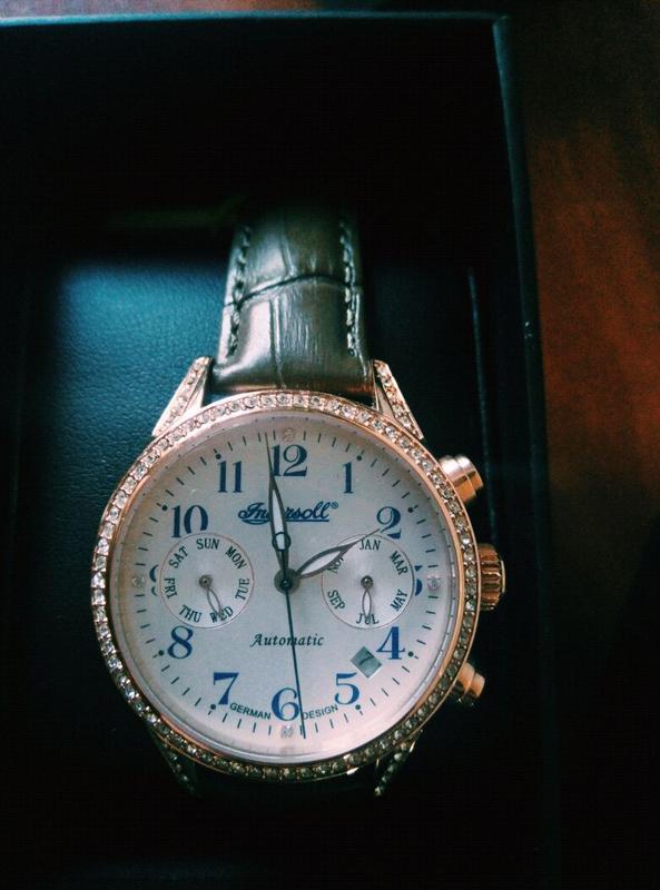 Оригинальные швейцарские часы Ingersoll 1892. Киев. Днепр. Одесса
