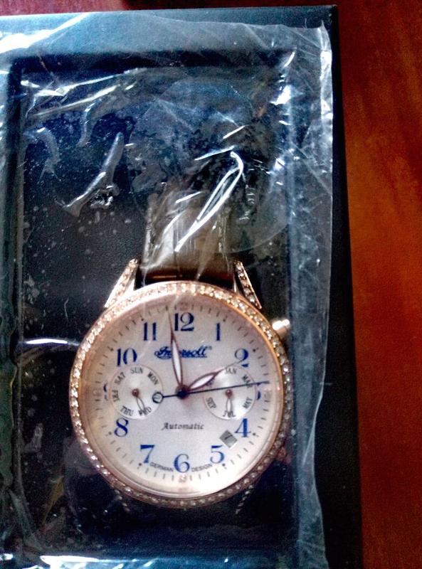 Оригинальные швейцарские часы Ingersoll 1892. Киев. Днепр. Одесса - Фото 4