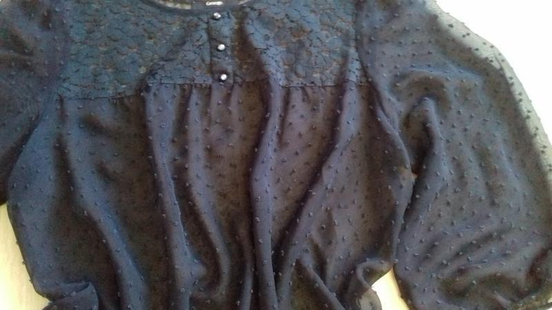 Блузка-туника в идеальном состоянии. свободного кроя размер 52... - Фото 4
