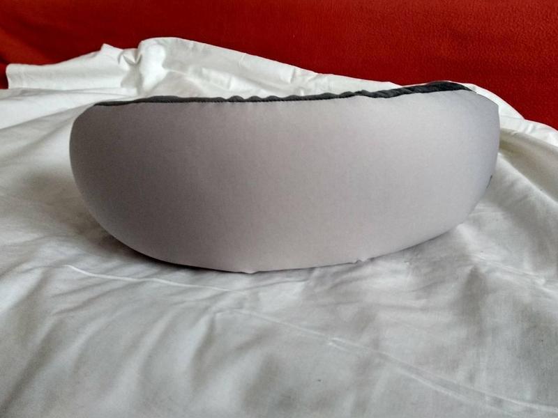Дорожная подушка под ( для ) голову шею спину Delsey 3940262 - Фото 3
