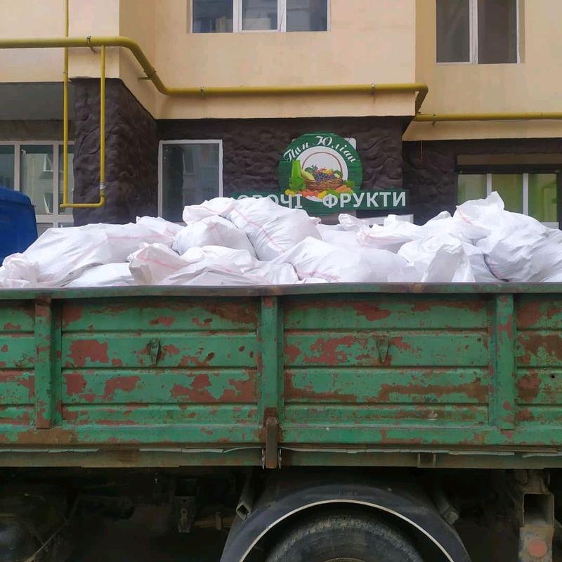 Вывоз строительного мусора.Грузчики.Демонтаж.Спуск,подьём мешков - Фото 5