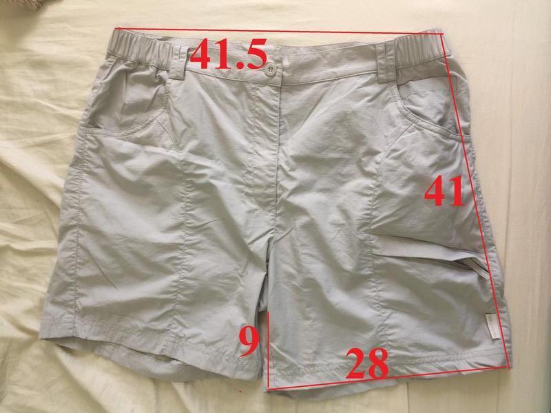 Trespass мужские трекинговые туристические шорты - Фото 5