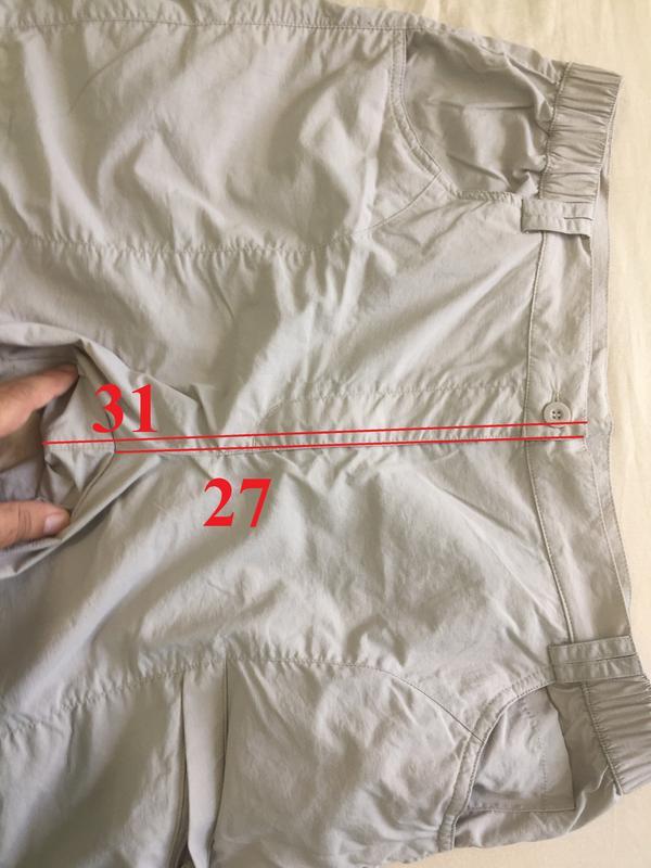 Trespass мужские трекинговые туристические шорты - Фото 6