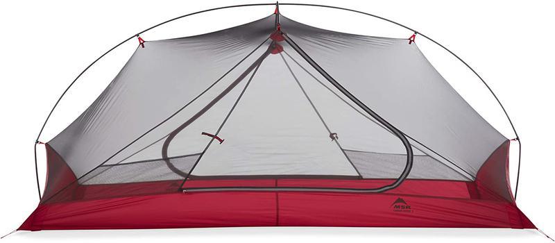 Ультралёгкая палатка MSR Carbon Reflex 1 (модель 2020) - Фото 4
