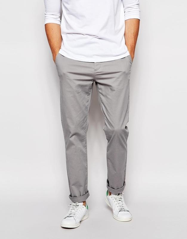 Стильные мужские брюки чиносы clothing r.i.company