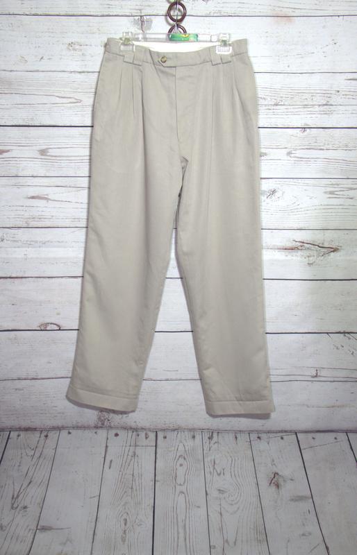 Стильные мужские брюки чиносы clothing r.i.company - Фото 2