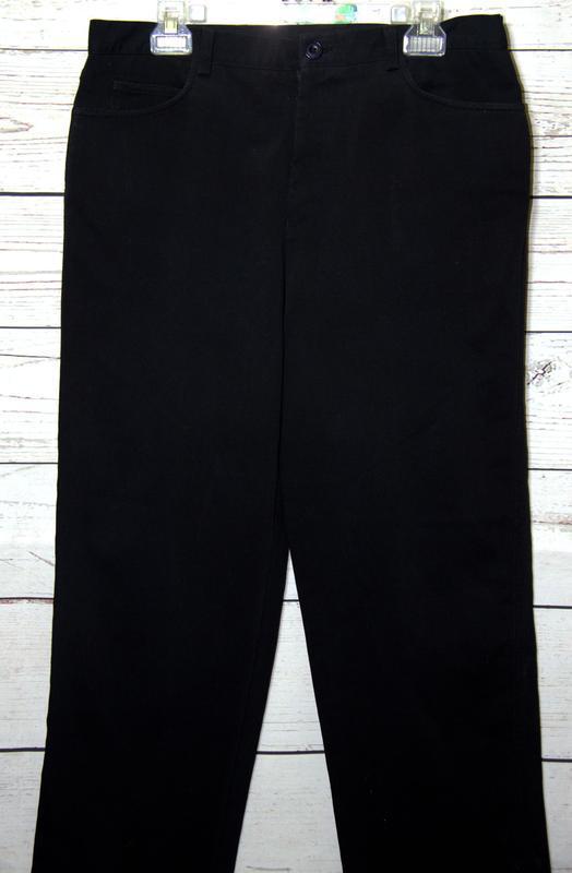 Мужские брюки в рубчик - Фото 2