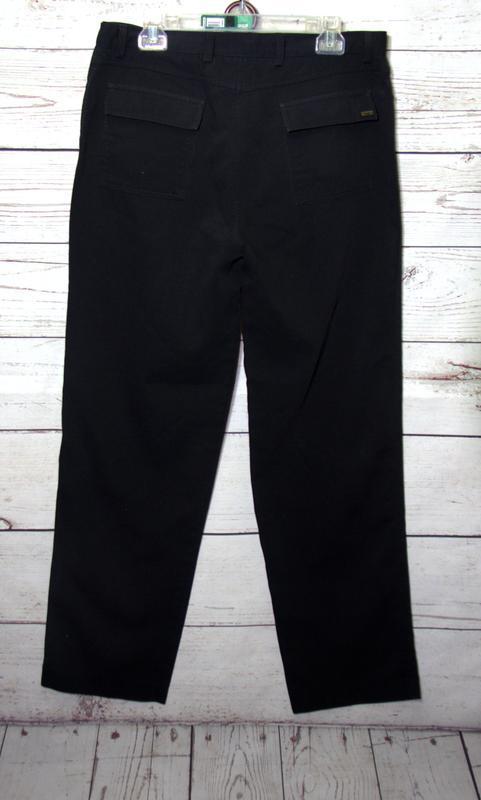 Мужские брюки в рубчик - Фото 3
