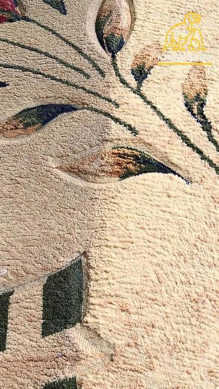 Хімчистка килимів (ковров) на дому