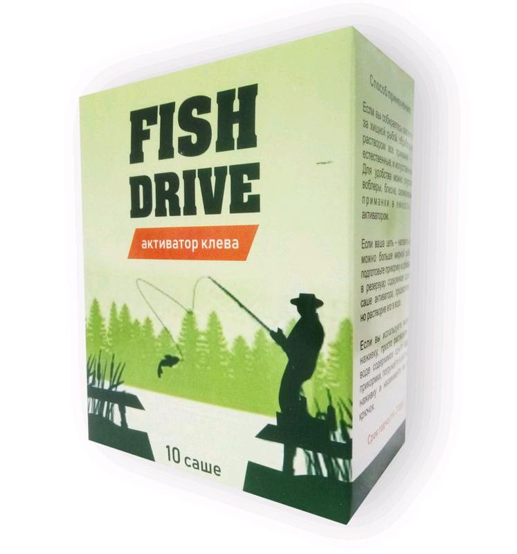 Fish Drive активатор клёва в Мелитополе