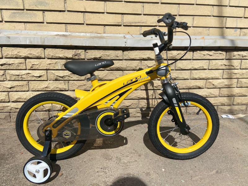 Детский велосипед LANQ 12, 14, 16 дюймов - Фото 3