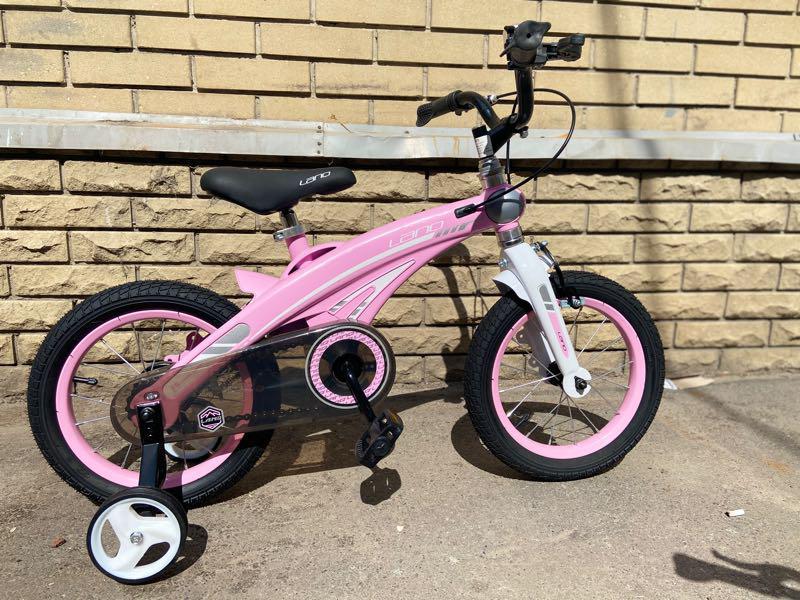 Детский велосипед LANQ 12, 14, 16 дюймов - Фото 6