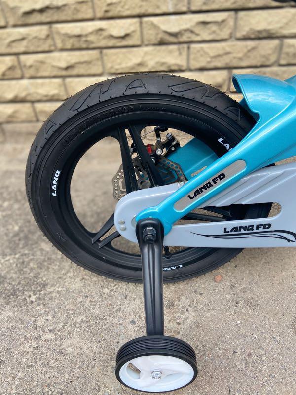 Детский велосипед LANQ 12, 14, 16 дюймов - Фото 8
