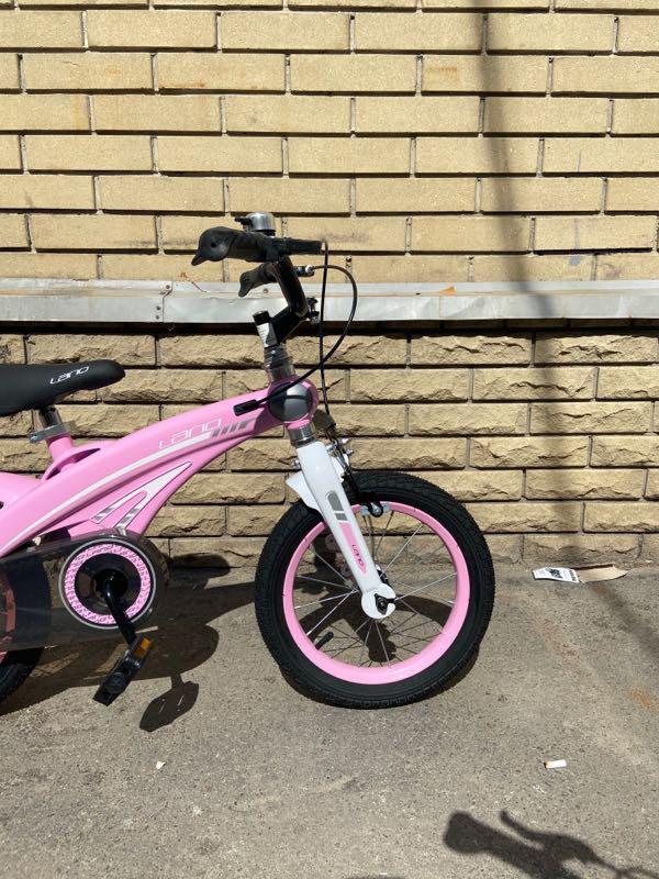 Детский велосипед LANQ 12, 14, 16 дюймов - Фото 4