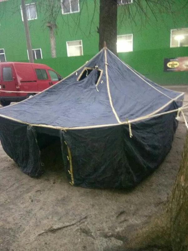 Палатка армейская для охоты/рыбалки на 4-6 мест - Фото 3