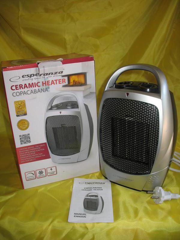 Термовентилятор  керамический - Фото 2