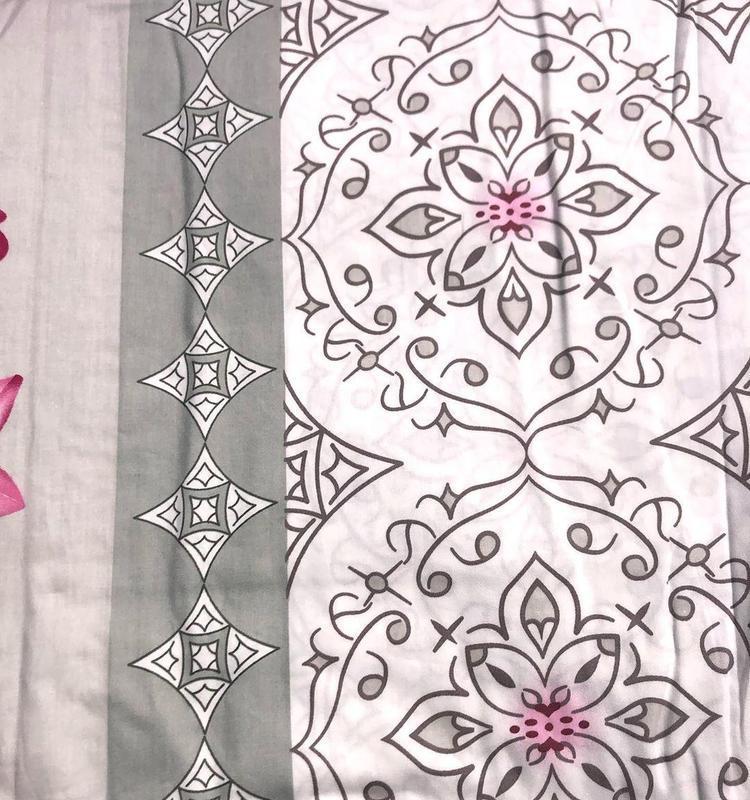 Комплект постельного белья сатин - Фото 2
