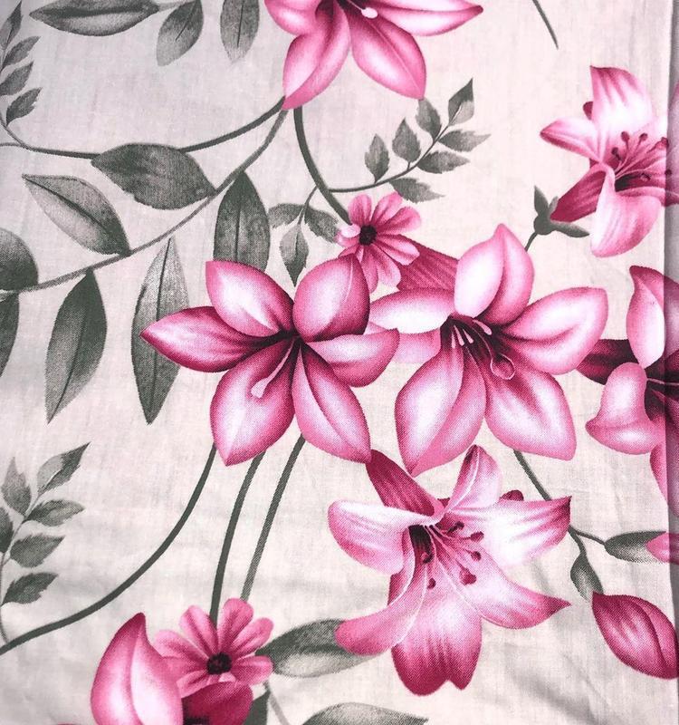 Комплект постельного белья сатин - Фото 3