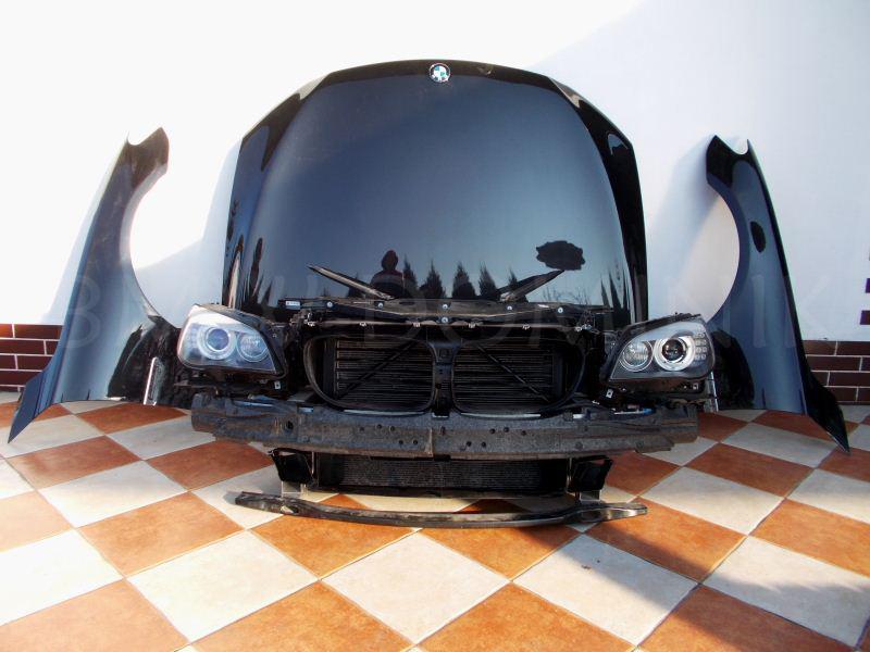 Разборка BMW F01 F02 7 Series 2008- и рестайлинг LCI