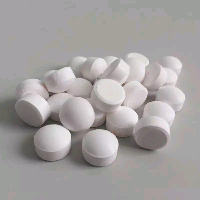 Шипучие таблетки от накипи для кофемашины,  средство для чистки.