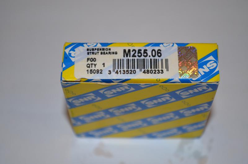 Подшипник опоры амортизатора SNR M255.06, 91166315, 4408056