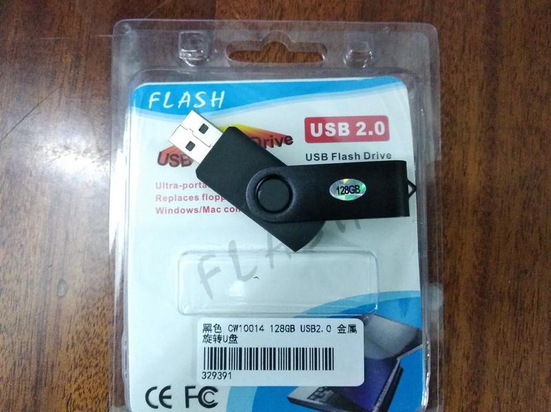 Флешка CW10014 USB 2.0 128 Gb