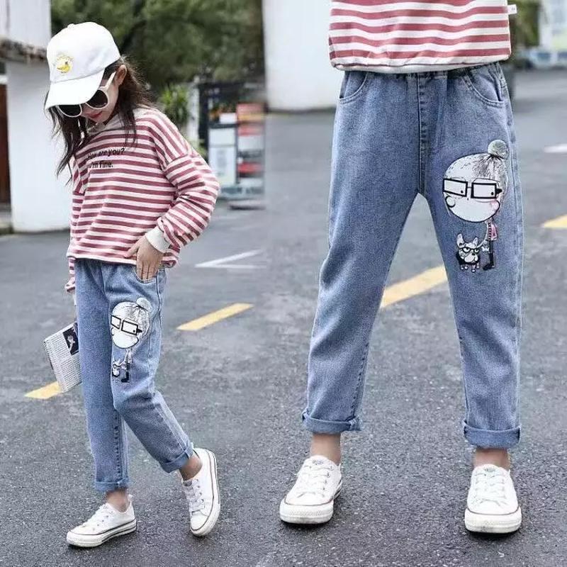 Детские джинсы бойфренды, 7-8 лет, новые